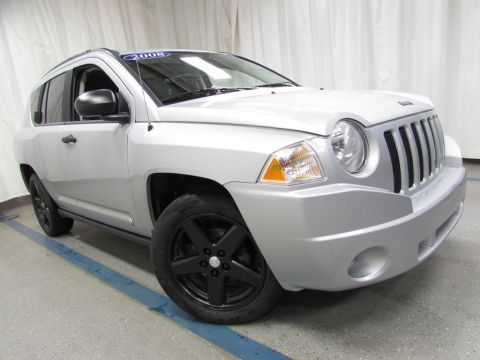 Pre-Owned 2008 Jeep Compass Limited