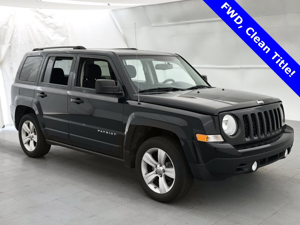 Pre Owned 2012 Jeep Patriot Latitude