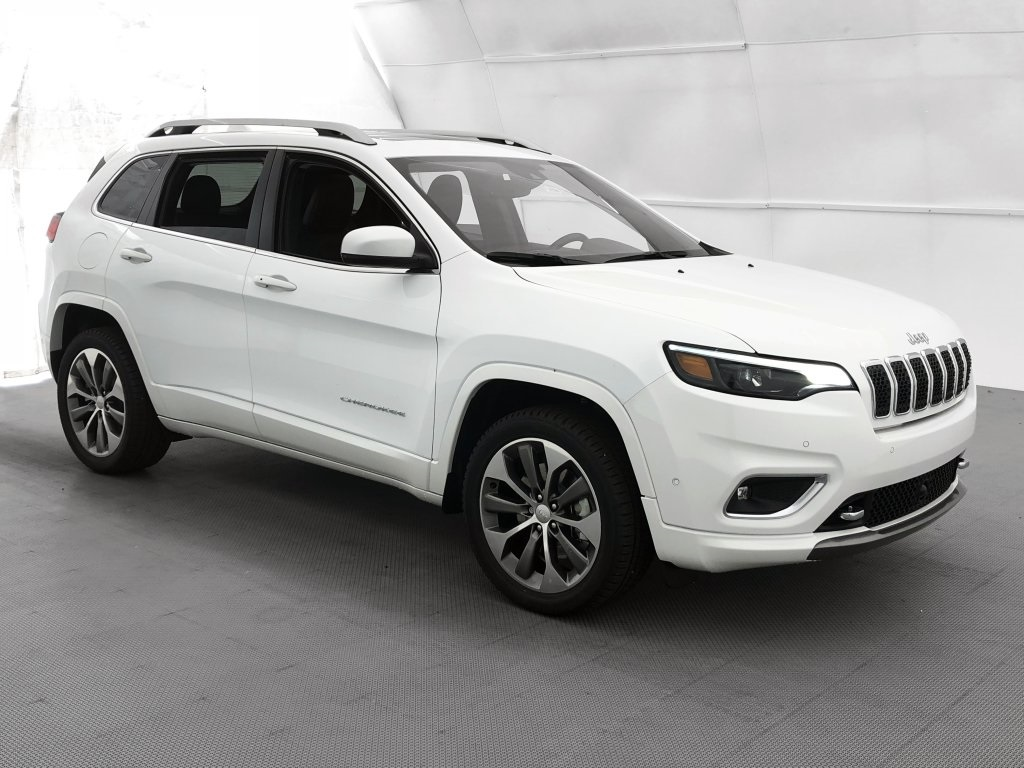 Jeep Cherokee Overland >> New 2019 Jeep Cherokee Overland Sport Utility In Lansing K198