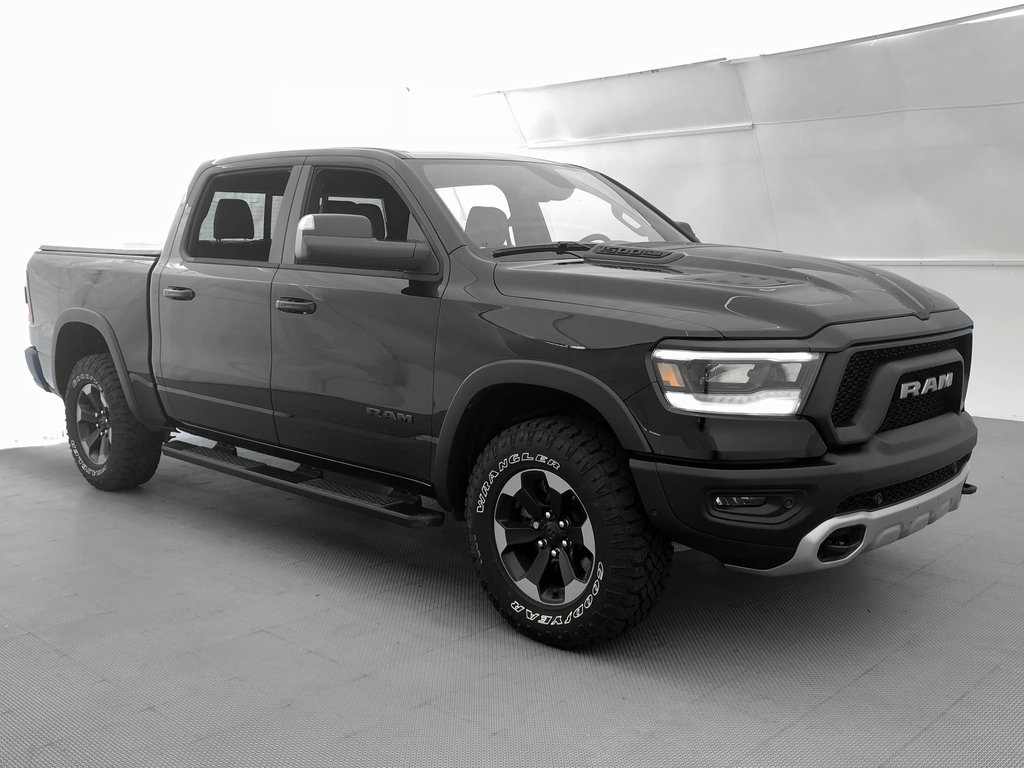 New 2019 Ram 1500 Sport Rebel Crew Cab In Lansing K200 Champion