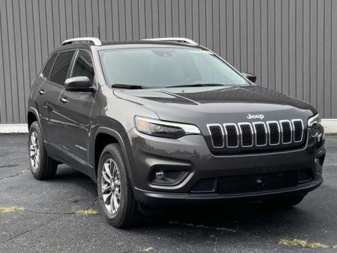 New 2021 JEEP Cherokee Latitude